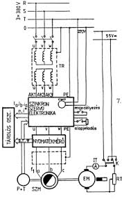 wiring diagram of dc drive wiring diagrams and schematics sd control of d c motors thyristor separately