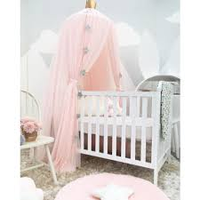 US $24.79 38% OFF|Kids Play House Tents Princess Canopy Bed Curtain Baby Crib Netting Round Hung Dome Mosquito Net Bed Tent Teepee for Children-in Toy ...