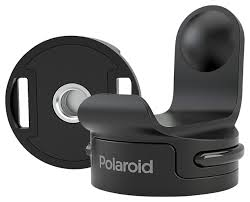 polaroid tripod mount for polaroid cube s black
