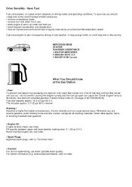Mercedes W202 Manual