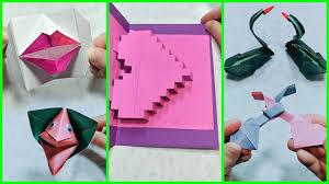 gấp đồ chơi bằng giấy siêu đẹp- origami art #106 - YouTube