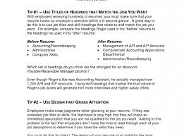Resume Killer Resume 5 Resume Examples Wonderful 10 Pictures And
