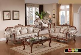 Living Room Wood Furniture Exposed Wooden Frame Sofa Best Home Furniture Decoration