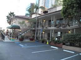best western cabrillo garden inn. Best Western Cabrillo Garden Inn: Hotel Reception And Parking Lot. Inn E