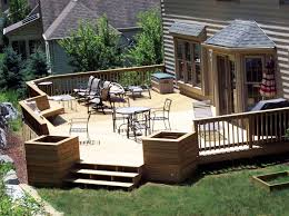 patio backyard wood designs deck and design ideas outdoor trends awesome home small decks