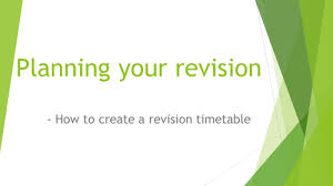 revision timetable by davidtomlin   teaching resources   tesrevision timetable planning pptx