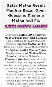 Sattamatkachart In Seo Report Seo Site Checkup