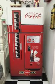Retro Soda Vending Machine Cool Coke Vending Machine Refrigerator Wrap Sticker Kitchen Pinterest