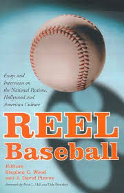 reel baseball essays and interviews on the national pastime  798720