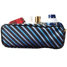 twos pany mens toiletries bag 50092 20 a blue silver black twos pany