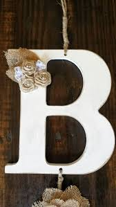 Baby Monogram Wall Decor 17 Best Images About Personalized Wood Letters On Pinterest