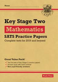 Practice Paper Practice Papers For The 2019 Sats Cgp Books