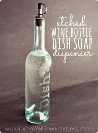 Cool soap dispenser Patron Wine Bottle Soap Dispenser Creative Diy Soap Dispensers