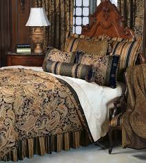 luxury bedding by eastern accents langdon collection