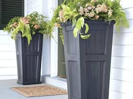 metal outdoor plant pots image of metal tall planters large metal outdoor plant pots