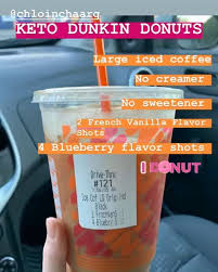 Dunkin' donuts serves many items such as hot coffee, iced coffee and teas, frozen beverages such as coolattas, sandwiches, and bakery goods like donuts, muffins although their menu is quite large, they're best known for their coffee and donuts. Following The Keto Diet But Want To Order Drinks From Dunkin Check Out These Keto F Dunkin Donuts Coffee Recipe Healthy Iced Coffee Dunkin Donuts Iced Coffee