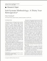Ssm Doctors Note Rich Pictures Better Evaluation