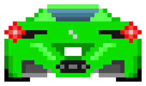20 build hacks for new players in minecraft. Brick86 Shop Redbubble Pixel Art Super Cars Art
