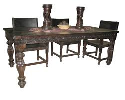indian carved dining table. solid rosewood hand carved dinning table dt44 72\ indian dining