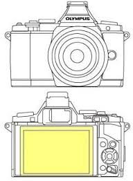 Amazon.com: Martin Fields Overlay Plus Screen Protector (Olympus OM-D E-M5)