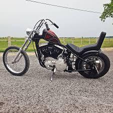 tc bros hardtail kit for 1982 2003 harley sportster stock width