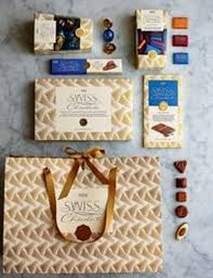 swiss chocolate gift bag great for mothers day or easter