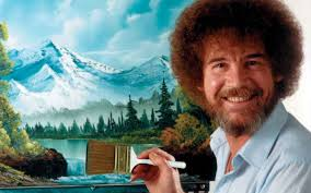 5 things you ll do watching bob ross while high