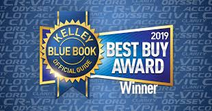 Honda Dominates 2019 Kelley Blue Book Best Buy Awards | Bianchi Honda