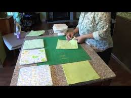 Rag Quilting Made Easy/Baby Rag Quilt Video - YouTube & Rag Quilting Made Easy/Baby Rag Quilt Video Adamdwight.com