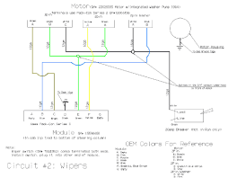 gm wiper wiring diagram gm wiring diagram instructions tech detailed wiper wiring diagram
