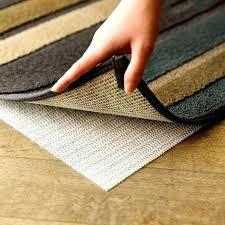 rug gripper for carpet non slip rug pad over carpet slip mat for rugs on carpet