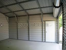 garage inside. Sample C Garage Inside