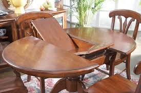 square or round expandable dining table cherry 48 inch round expandable dining table