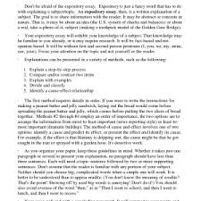 examples of good expository essays high school expository essay  an example of expository essay sample expository essay example topic resume examples topic examples of