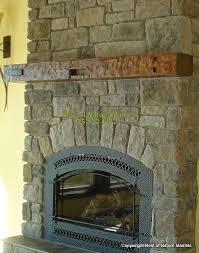 rustic wood mantel washington