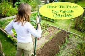 how to plan a garden. Simple Vegetable Garden Plans How To Plan Your Easy . A