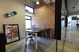 a cool raw office design modern home office amazing modern home office
