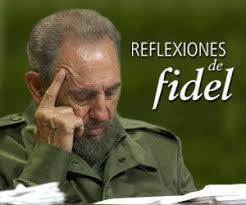 Resultado de imagen de Reflexiones de Fidel