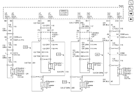 2005 chevy silverado bose stereo wiring diagram awesome 96 chevy silverado radio wiring diagram