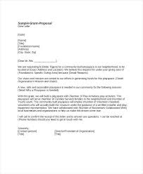 Letter Of Recommendation For Examples Of Grant Letters Letter Recommendation For Funding Sample