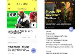Genius Song Chart 11 Best Offline Lyrics Apps For Android Ios Free Apps
