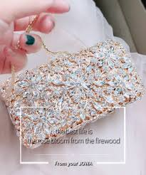 <b>2019</b> Women's <b>Fashion Evening</b> Bags <b>Shining</b> Diamonds Handbag ...