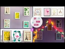 diy wall decor photo frames using