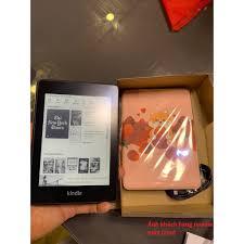 Máy đọc sách Kindle paperwhite gen 4 10th chính hãng - Điện Thoại - Máy  Tính Bảng