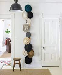 3 tips for creating a hat gallery wall
