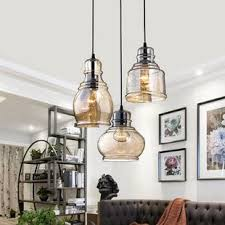 vintage lighting pendants.  Pendants Analia Vintage 3Light Cluster Pendant And Lighting Pendants H