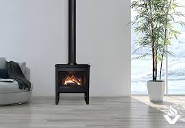 modern gas stoves. VALOR Madrona Modern Gas Stove Stoves