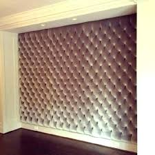 sound absorbing wall art fabric panels decorative channels acoustical covering