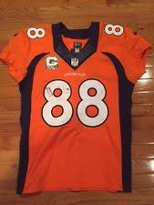 On Jersey Broncos The Denver Is C What