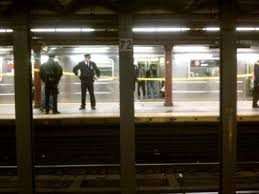 subway train side. Wonderful Side Two People Were Struck By Trains Inside The Subway Station At 72nd Street  And Broadway On To Subway Train Side